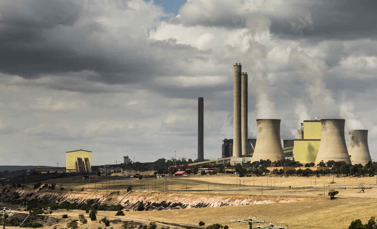 Loy Yang power station, Victoria, Australia