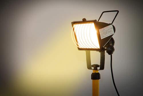 metal halide light