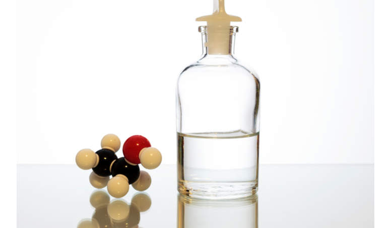 Methanol molecule