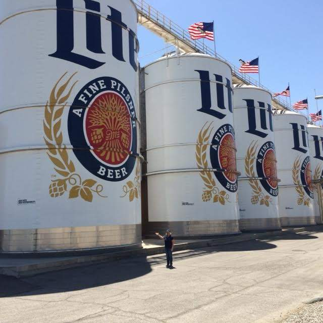 MillerCoors Irwindale California brewery water conservation