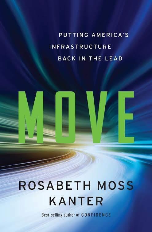 Move rosabeth moss kanter book cover