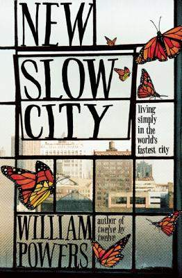 New Slow City book cover