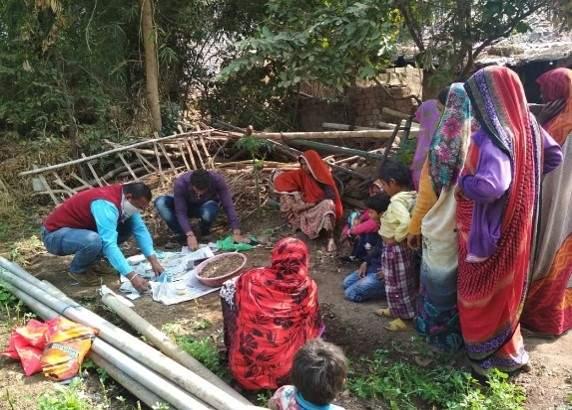 organic farming, india