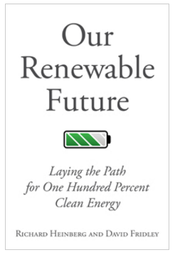 Cover of Our Renewable Future book