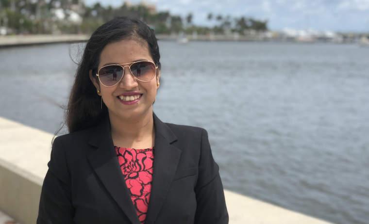 Rachana Vidi, NextEra