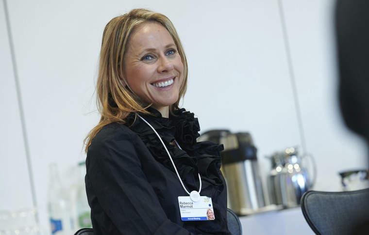 Rebecca Marmot, Unilever