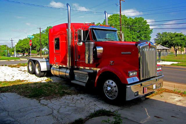 regional truck
