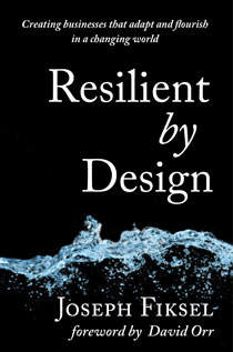 Resilient by Design book cover