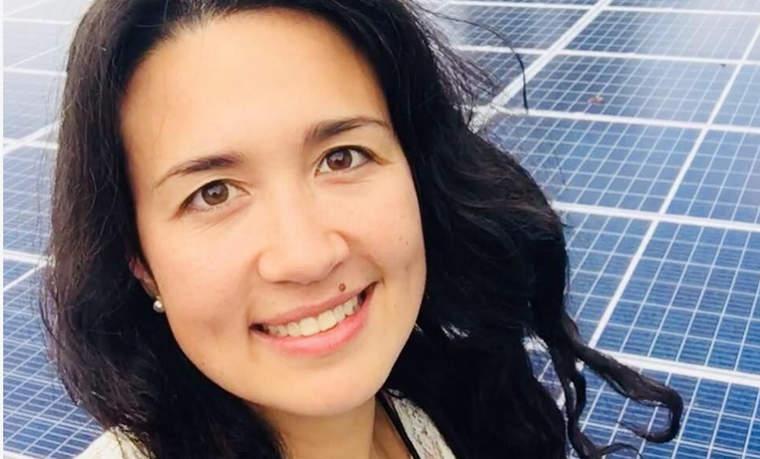 10Power CEO and Founder Sandra Kwak