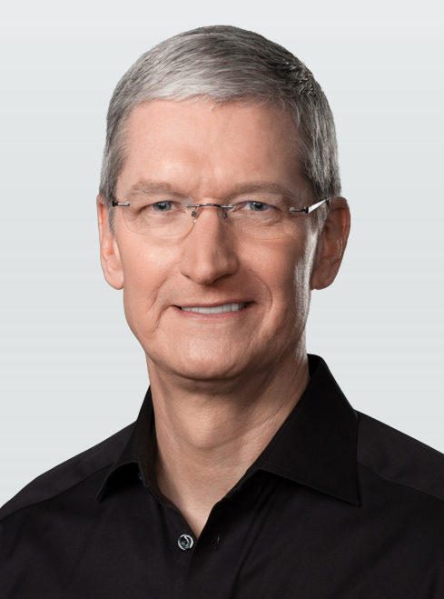 Apple Inc. CEO Tim Cook solar energy First Solar
