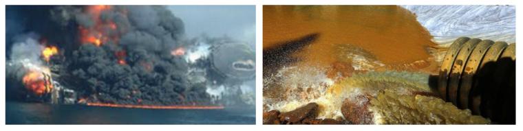 toxic waste