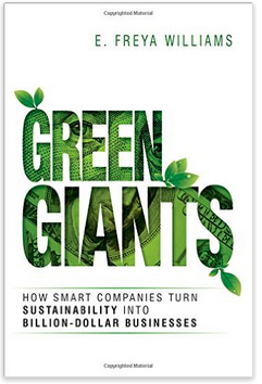 Green Giants book cover
