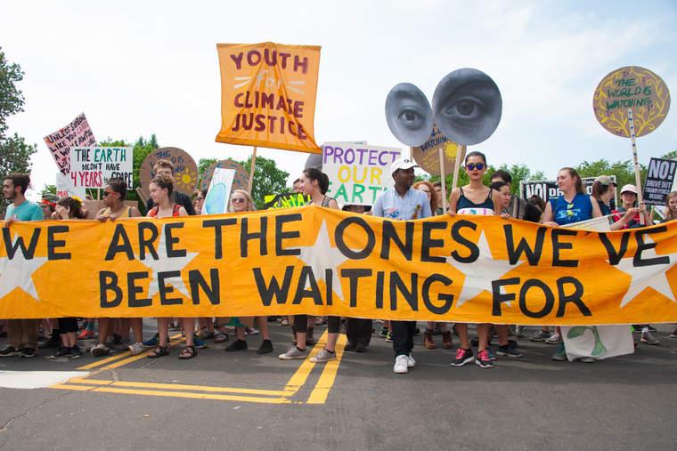 Climate strike 2017