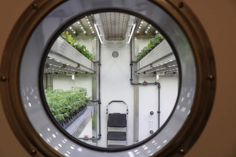 Terramera growth chamber