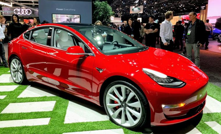 Tesla's EV