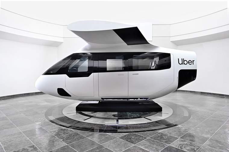 Uber Air service