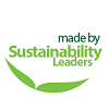 Walmart sustainability leader badge