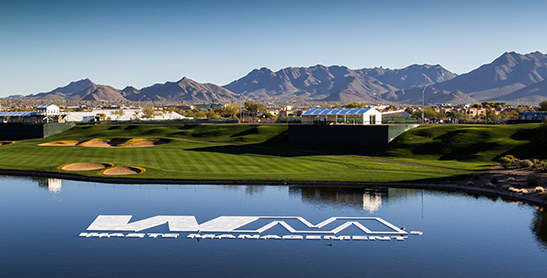 Waste Management Phoenix Open in Scottsdale, Arizona
