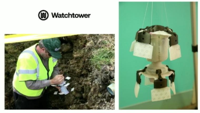 Watchtower Robotics' robot
