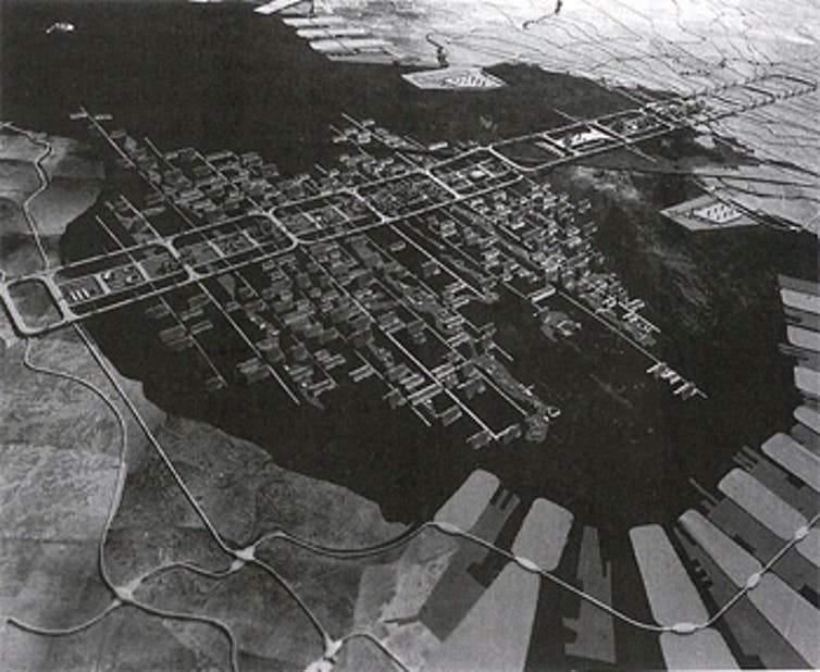Plan for Tokyo Bay