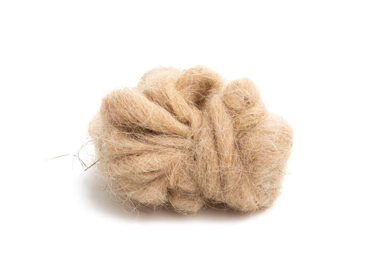 Wool bunch