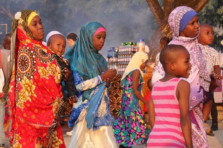 Zanzibar is a confluence of cultures