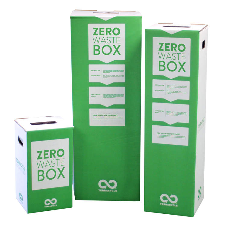 terracycle zero waste bin