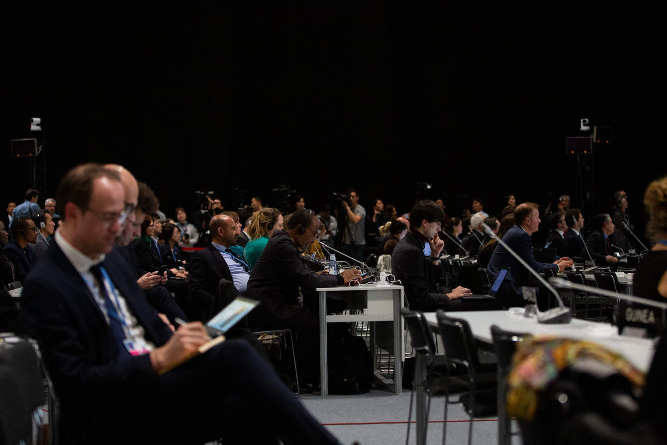 Why the COP25 carbon market discussion failure matters