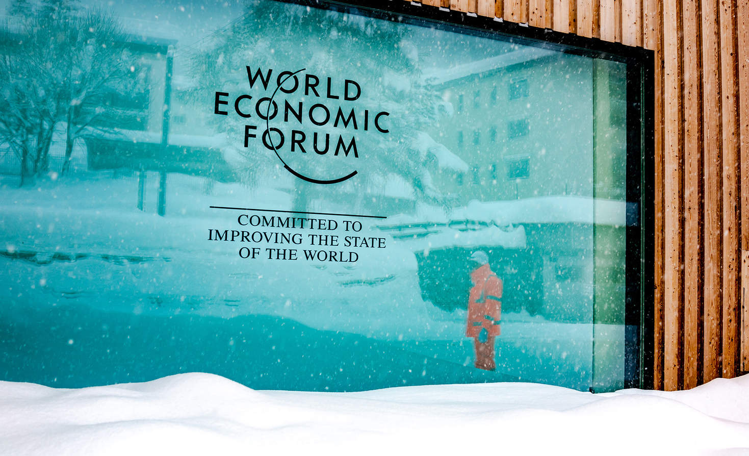 Davos, without snark