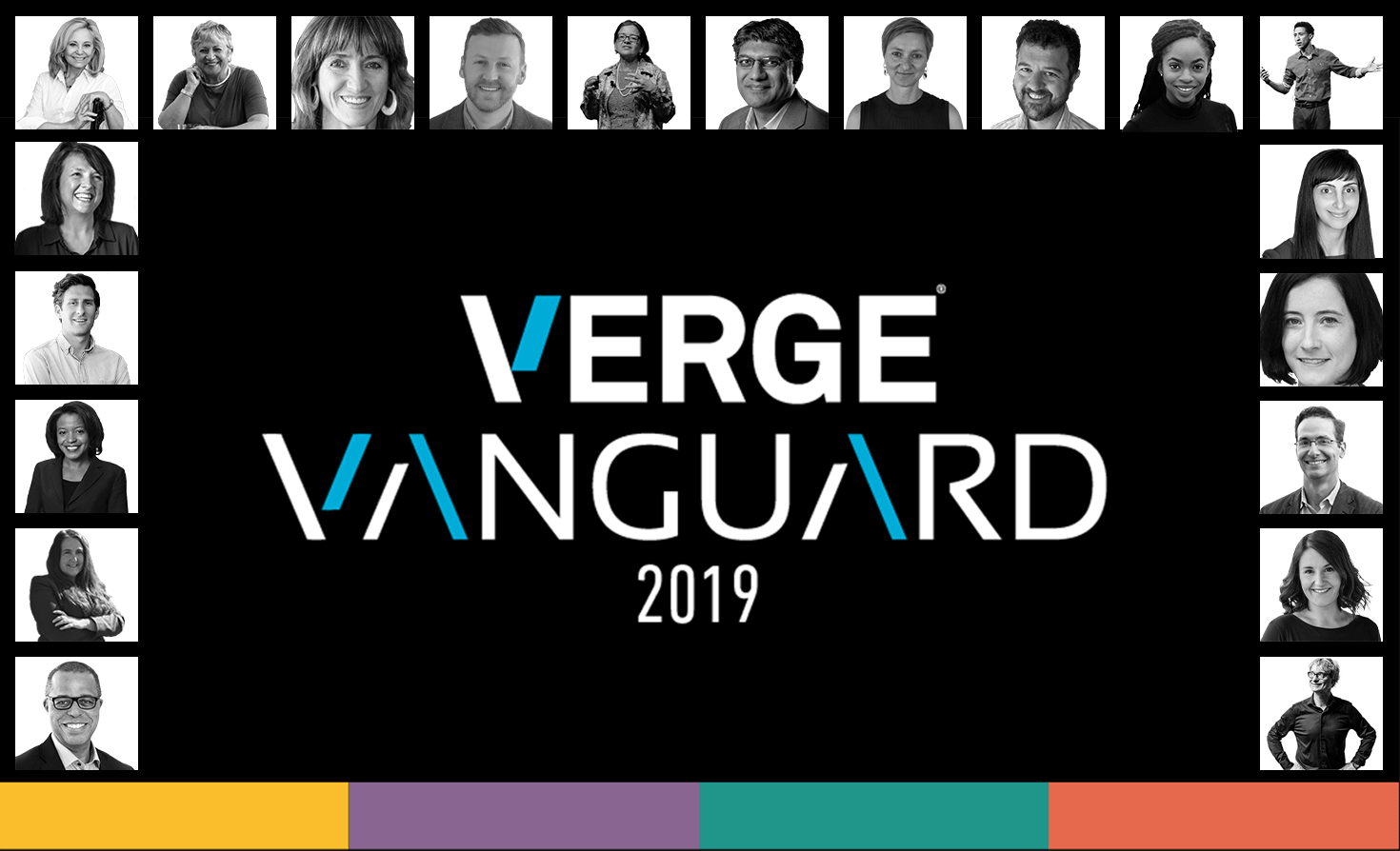 The 2019 VERGE Vanguard