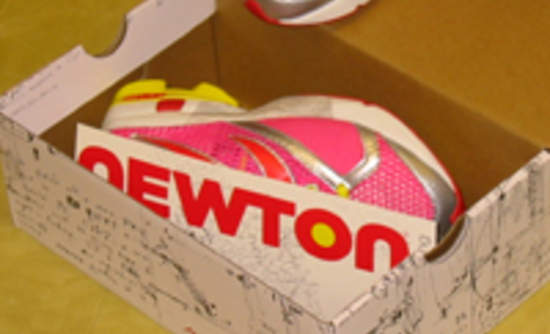 Newton Running Shoes Learn A Lesson in Green Packaging  e49ac18535fd