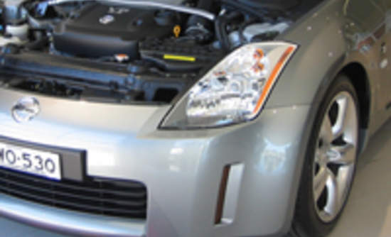 Nissan Takes Low Voc Paint To The Aftermarket Greenbiz