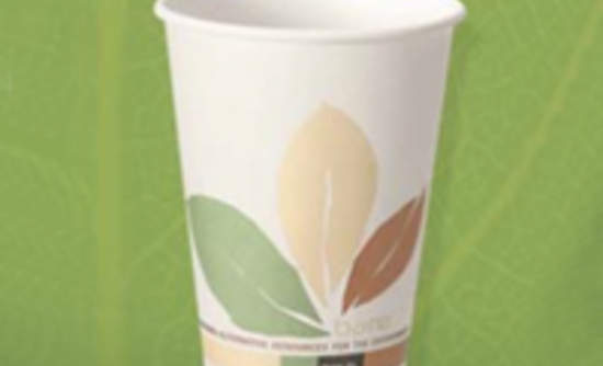 c660e73675e Foodservice product providers Solo Cup Co. and StalkMarket Products have  each released compostable paper cups for use with hot liquids.