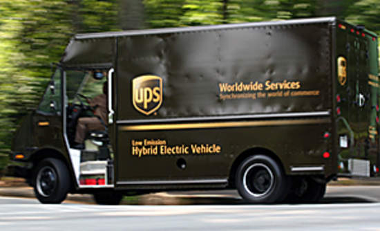 United Parcel Service Expanded Its Green Fleet This Week With The Deployment Of 200 Next Generation Hybrid Electric Vehicles In Eight Major U S Cities