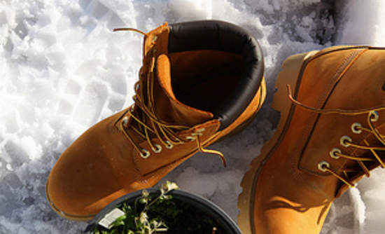 good texture where to buy brand new Timberland's Emissions Drop 36 Percent, Organic Cotton Use ...