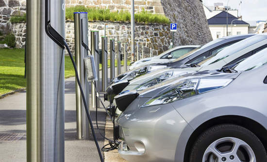Ford Plans To Plug In 2,100 EV Charging Stations For Employees