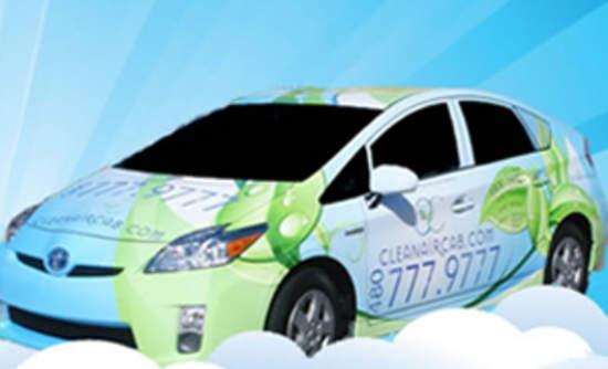 All-Hybrid Taxi Fleet Debuts in Sunny Phoenix | GreenBiz