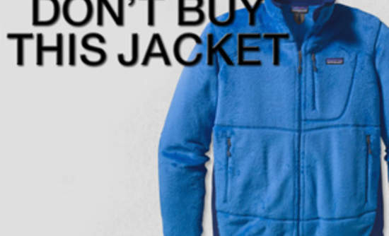 4f76428a5 Patagonia's Conscientious Response to Black Friday Consumer Madness ...