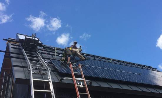 Worker-owned solar company GreenBiz