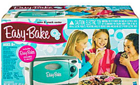 Death Of Old Style Lightbulb Forces Easy Bake Oven
