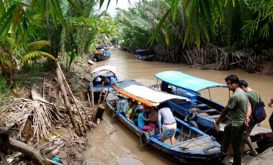 Lower Mekong River Basin Climate Change