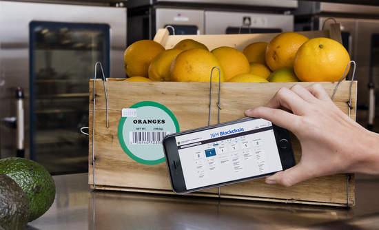 Food, IBM, BlockChain, Food safety