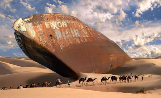 Exxonmobil stranded assets
