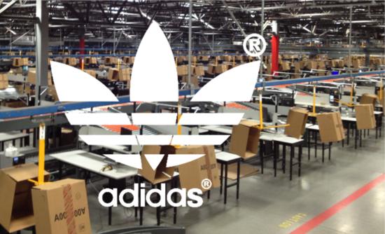 adidas Group EDF energy efficiency sustainability