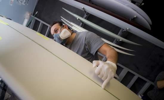 Solazyme algae surfboard sustainable materials