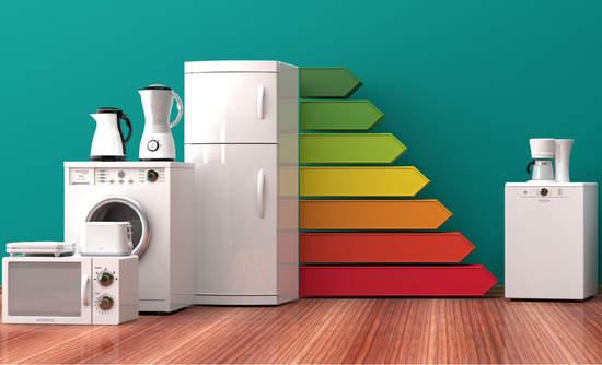 energy efficient appliances