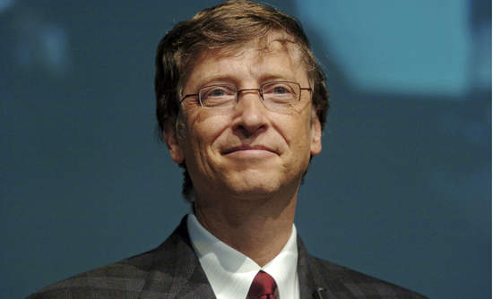 Bill Gates in 2004