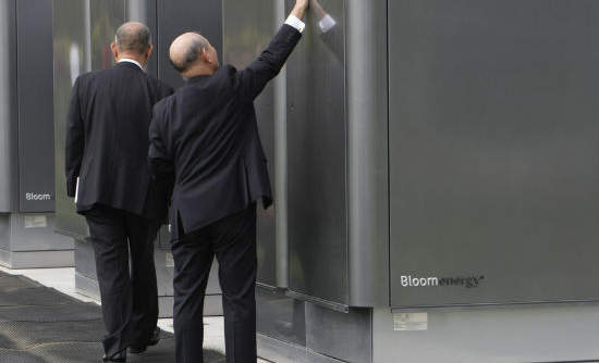 Bloom energy ipo lockup