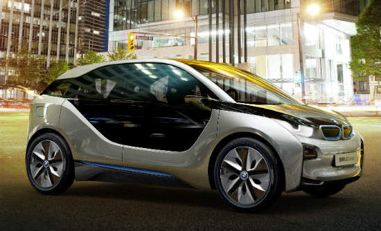 BMW's solar partnership helps give EV industry a jolt