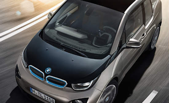 Bmw S I3 Electric Hatchback Debuts Greenbiz